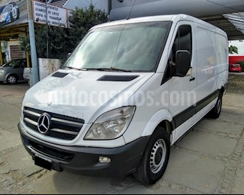 Mercedes Benz Sprinter Furgon 415 3665 TN V1 usado (2013) color Blanco precio $885.000