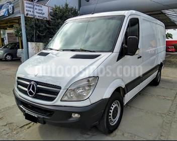 foto Mercedes Benz Sprinter Furgón 415 3665 TN V1 usado (2013) color Blanco precio $885.000