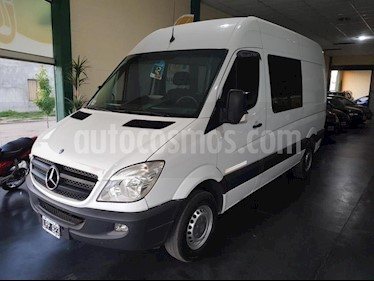 foto Mercedes Benz Sprinter Furgón 415 3665 TN V2 usado (2012) color Blanco precio $860.000