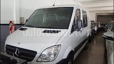 Mercedes Benz Sprinter Furgon Mixto 415 3665 TN usado (2014) color Blanco precio $920.000