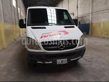 Foto venta Auto usado Mercedes Benz Sprinter Street Furgon 411 3250 TN V1 (2015) color Blanco precio $555.000