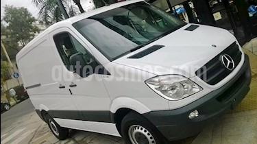 Foto venta Auto usado Mercedes Benz Sprinter Street Furgon 411 3250 TN V1 (2019) color Blanco precio $1.150.000
