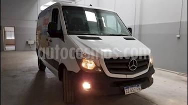 Foto venta Auto Usado Mercedes Benz Sprinter Street Furgon 411 3250 TN V2 2015/16 (2017) color Blanco precio $820.000