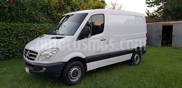 Foto Mercedes Benz Sprinter Street Furgon 411 3250 TN V2 2015/16 usado (2015) color Blanco precio $1.150.000