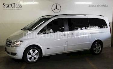 Foto Mercedes Benz Viano Ambiente 7 pas. usado (2013) color Blanco precio $399,000