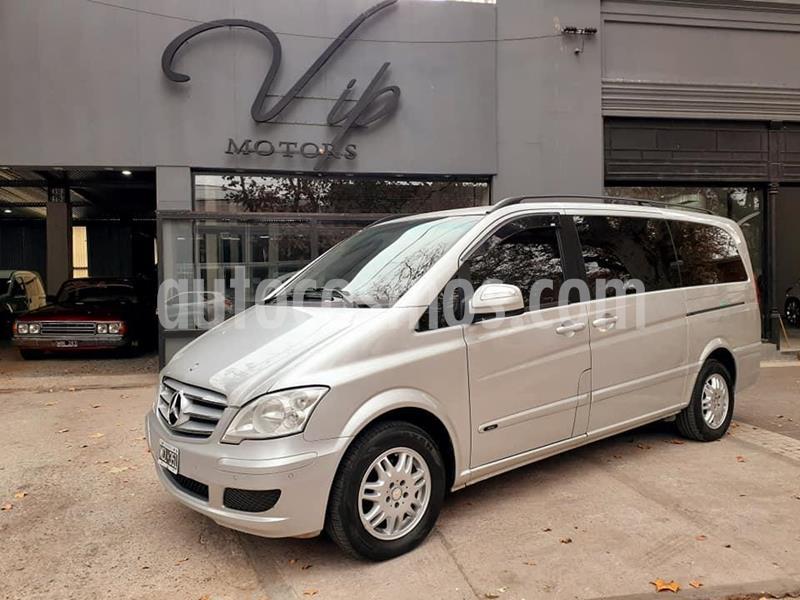 Mercedes Viano 2.2 CDI 7-A TREND Aut usado (2013) color Gris Claro precio $2.250.000