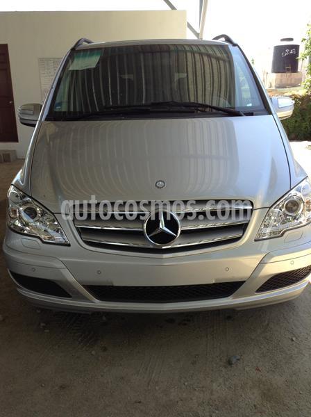 Mercedes Viano Ambiente 7 pas. usado (2013) color Plata Brillante precio $240,000