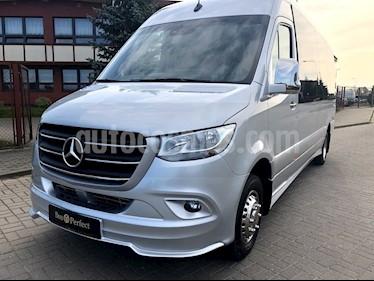 Mercedes Benz Vito Cargo Van 115 CDi Ac usado (2017) color Gris precio u$s18,000
