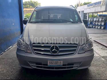 Mercedes Benz Vito Confort 115 CDi usado (2012) color Plata precio $250,000