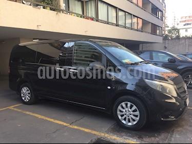 Foto venta Auto usado Mercedes Benz Vito 1.6L Tourer 111 7+1  (2016) color Negro precio $16.990.000