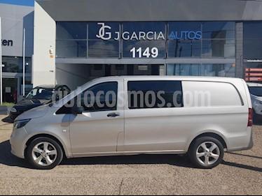 Mercedes Benz Vito Furgon 111 CDi V2 Ac usado (2017) color Gris Claro precio $12.345.678