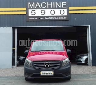Mercedes Benz Vito Furgon 111 CDi V2 Ac usado (2015) precio $1.290.000