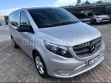 Mercedes Benz Vito Furgon 111 CDi V2 Ac usado (2018) color Gris Claro precio $1.830.000