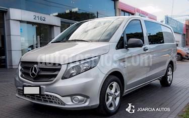Foto venta Auto usado Mercedes Benz Vito Furgon 111 CDi V2 Ac (2017) color Gris Claro precio $1.290.000