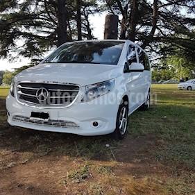 Foto venta Auto Usado Mercedes Benz Vito Furgon Mixto 111 CDi Ac (2015) color Blanco precio $870.000