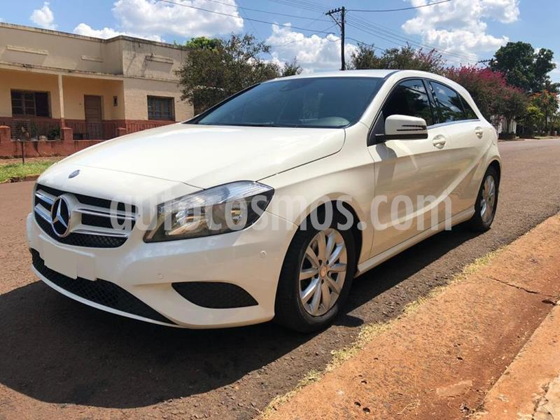 Mercedes Clase A 200 Style usado (2013) color Blanco precio u$s13.800