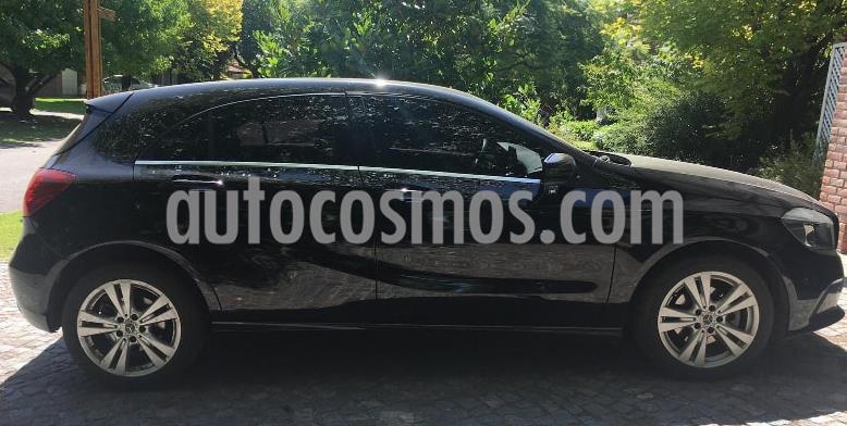 Mercedes Clase A 200 Style usado (2018) color Negro precio u$s26.000