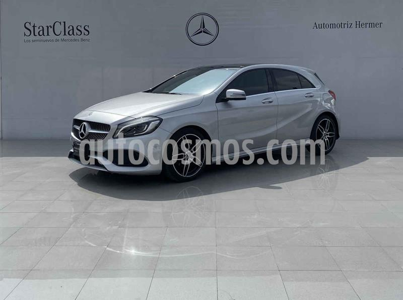 Mercedes Clase A 200 Sport usado (2018) color Plata precio $449,900