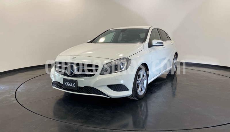 Mercedes Clase A 200 CGI Aut usado (2014) color Blanco precio $264,999