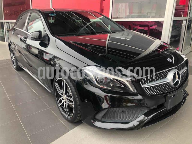 Mercedes Clase A 200 Sport usado (2017) color Negro precio $415,000