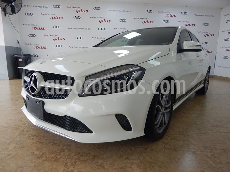 Mercedes Clase A 200 Style usado (2018) color Blanco precio $345,000