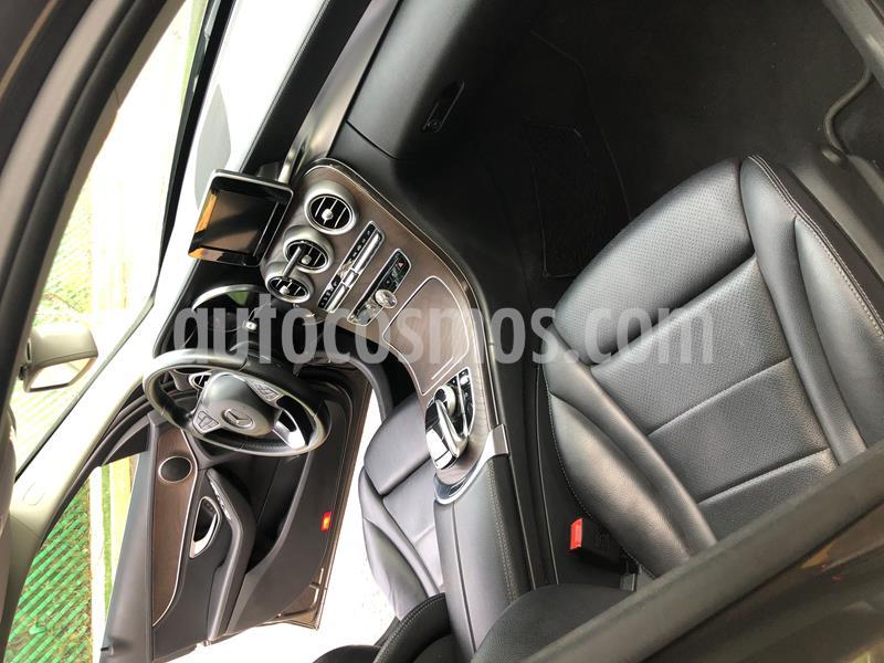 Mercedes Clase A 200 CGI usado (2016) color Gris precio $325,000