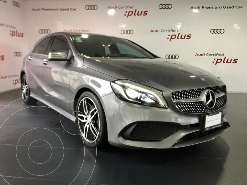 Foto Mercedes Clase A 200 CGI Sport Aut usado (2017) color Gris precio $390,000