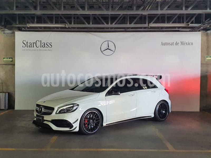 Mercedes Clase A A 45 AMG Aut usado (2018) color Blanco precio $749,000