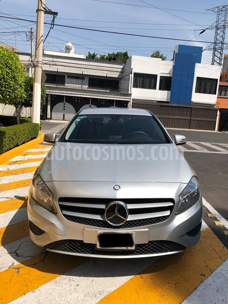 Mercedes Clase A 180 CGI Aut usado (2016) color Plata Polar precio $235,000