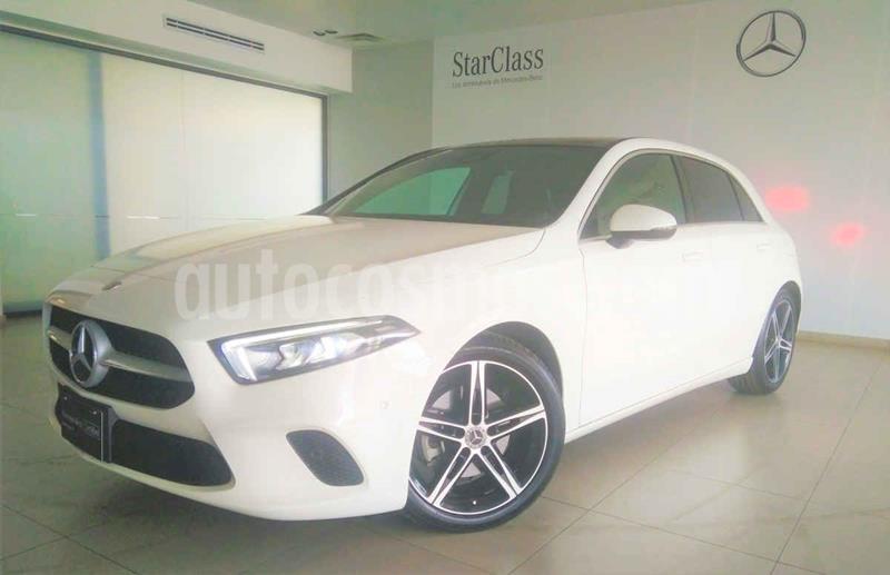 Mercedes Clase A 200 Progressive Sedan usado (2020) color Blanco precio $687,400