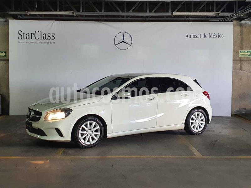 Mercedes Clase A 200 CGI Aut usado (2017) color Blanco precio $319,000