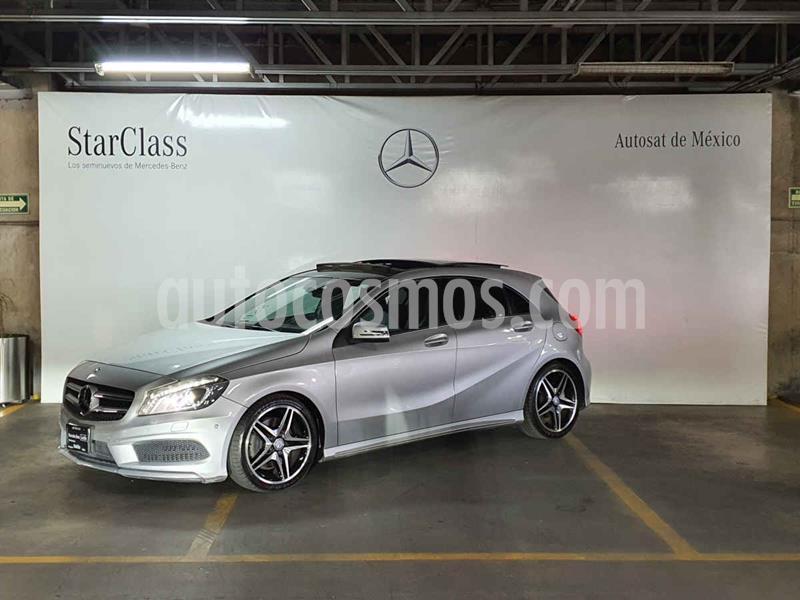 Mercedes Clase A 250 CGI Sport Aut usado (2013) color Plata precio $279,000