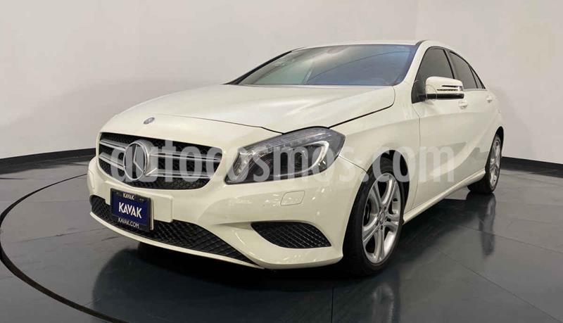 Mercedes Clase A 200 CGI Aut usado (2014) color Blanco precio $259,999