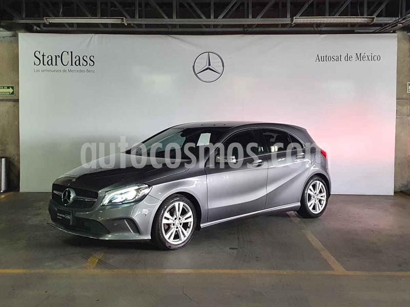 Mercedes Clase A 200 CGI Urban Aut usado (2017) color Blanco precio $369,000
