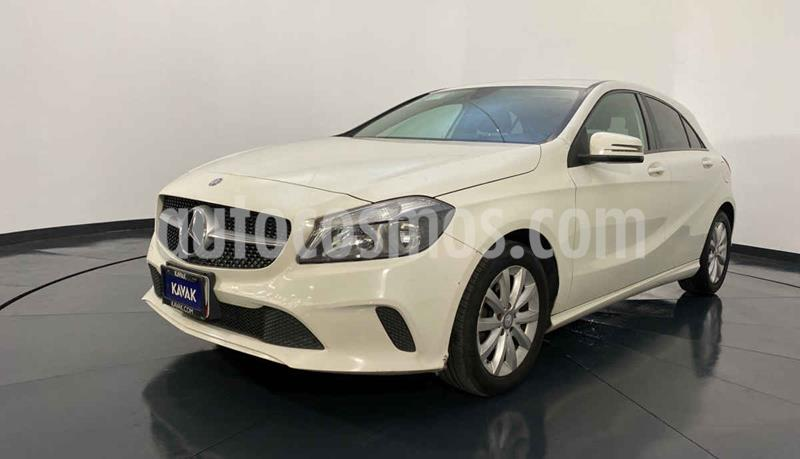Mercedes Clase A 200 CGI usado (2017) color Blanco precio $349,999
