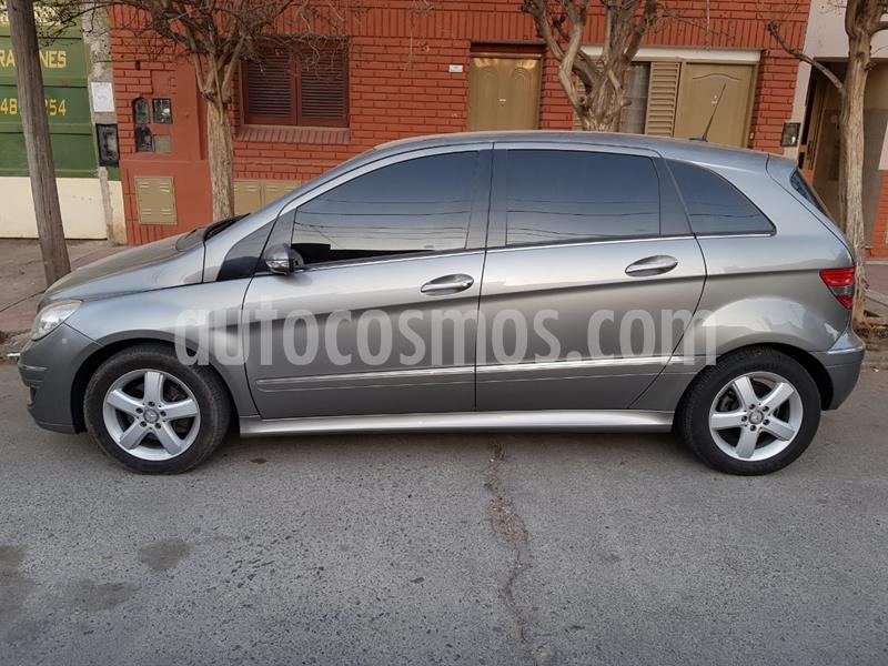 Mercedes Clase B 200 usado (2008) color Verde Mangle precio $890.000
