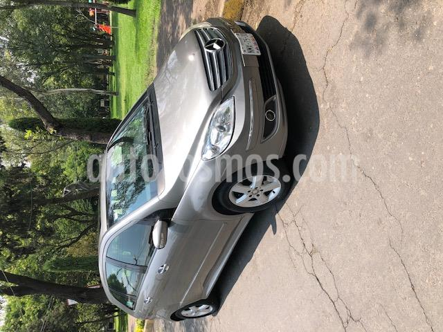 Mercedes Clase B 200 CVT usado (2008) color Gris precio $119,000