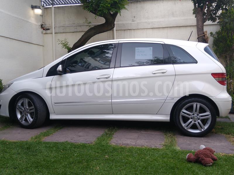 Mercedes Clase B 200 Turbo usado (2009) color Blanco precio $140,000