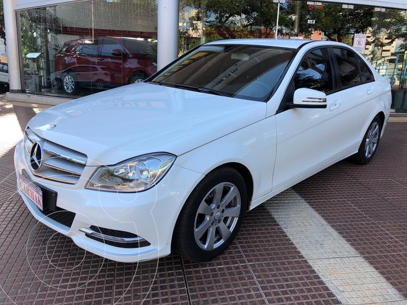 Mercedes Clase C C200 CGI City 1.8L usado (2013) color Blanco precio $2.590.000
