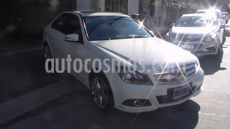 Mercedes Clase C C200 CGI Blue Efficiency 1.8L Aut usado (2012) color Blanco precio $1.999.900