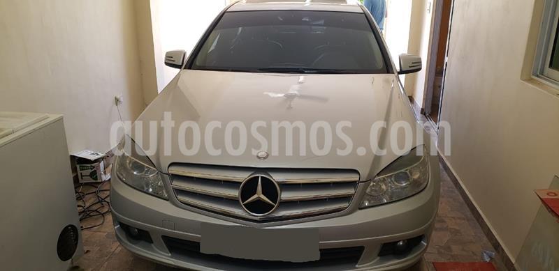 Mercedes Clase C C200 CGI Blue Efficiency 1.8L Aut usado (2011) color Gris Tenorita precio $1.380.000