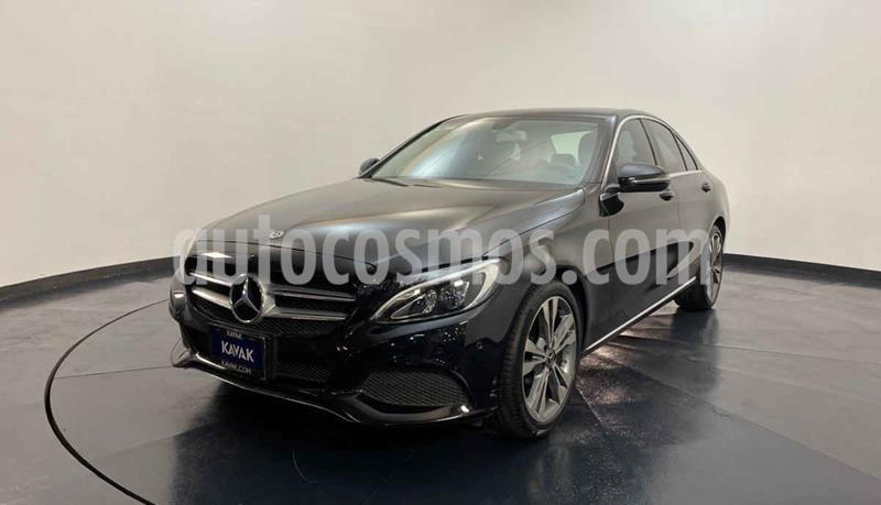 Mercedes Clase C 200 CGI Sport usado (2018) color Negro precio $459,999
