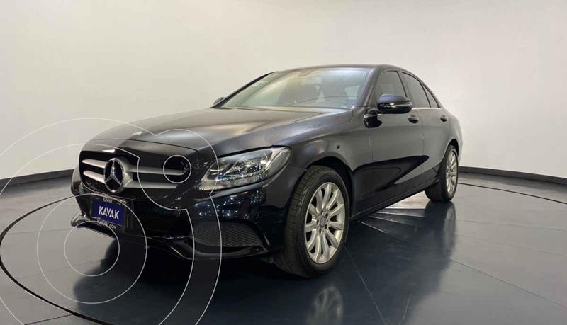 Mercedes Clase C 250 CGI Sport Aut usado (2017) color Negro precio $302,999
