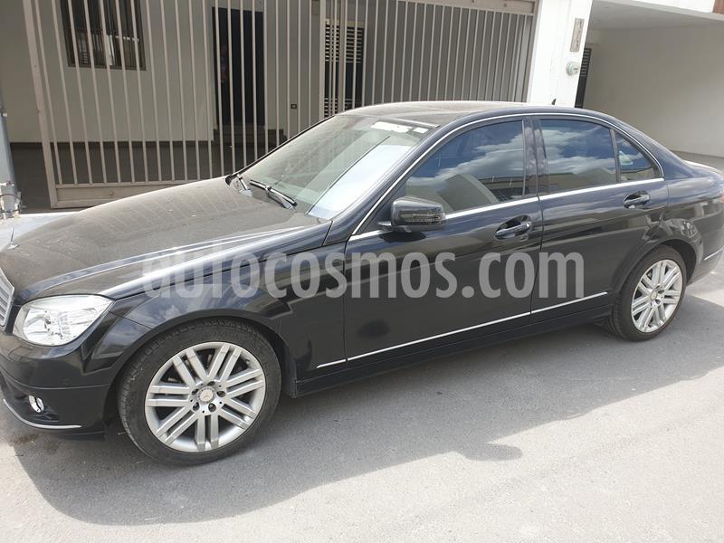 Mercedes Clase C 350 Elegance Aut usado (2011) color Negro precio $169,900