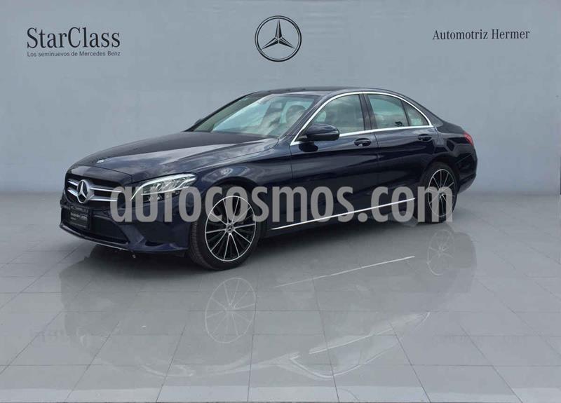 Mercedes Clase C 200 CGI Sport Aut usado (2019) color Azul precio $619,900