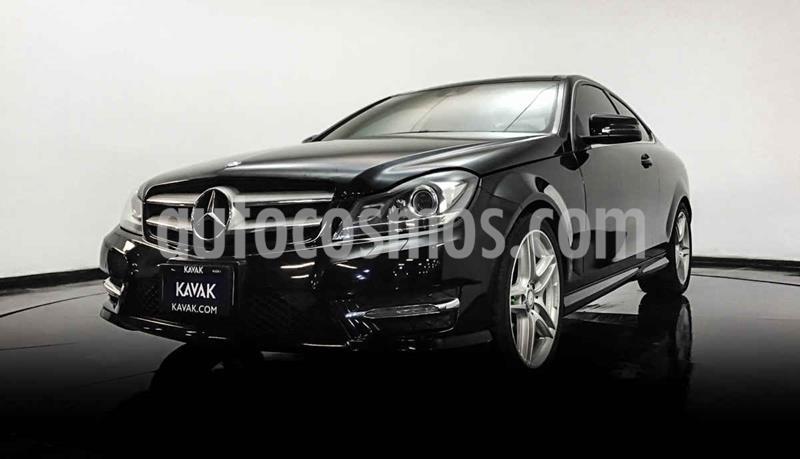 Mercedes Clase C 350 CGI Sport Aut usado (2014) color Negro precio $362,999