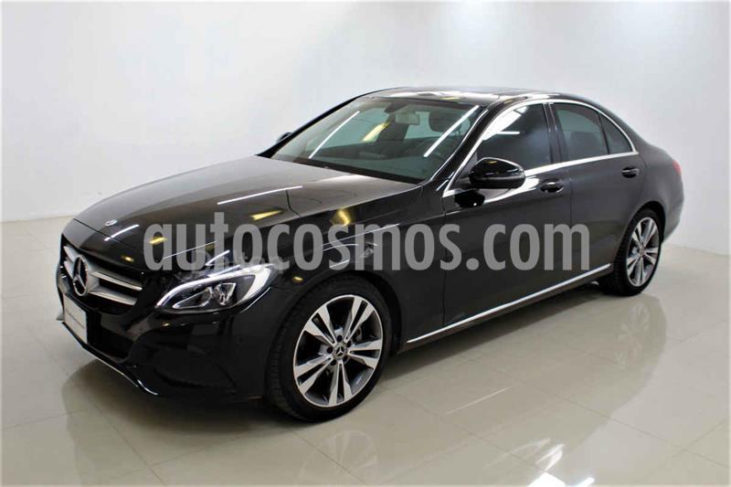 Mercedes Clase C 200 CGI Sport usado (2018) color Negro precio $420,000