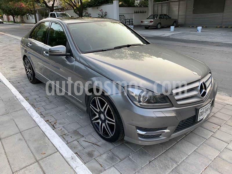 Mercedes Clase C 350 CGI Coupe Aut usado (2014) color Gris precio $299,900