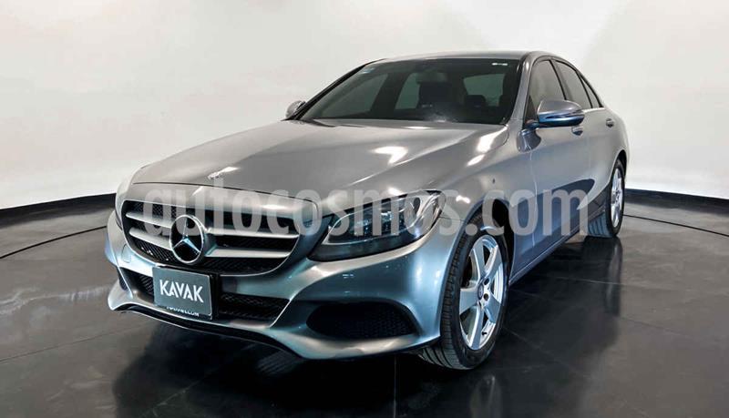 Mercedes Clase C 250 CGI Sport Aut usado (2017) color Blanco precio $332,999