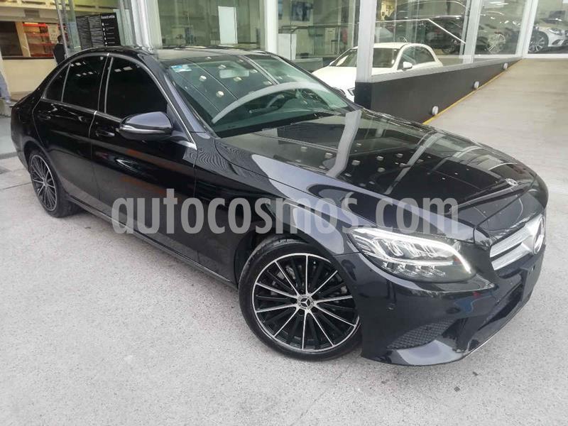 Mercedes Clase C 200 Exclusive Aut usado (2019) color Negro precio $585,000